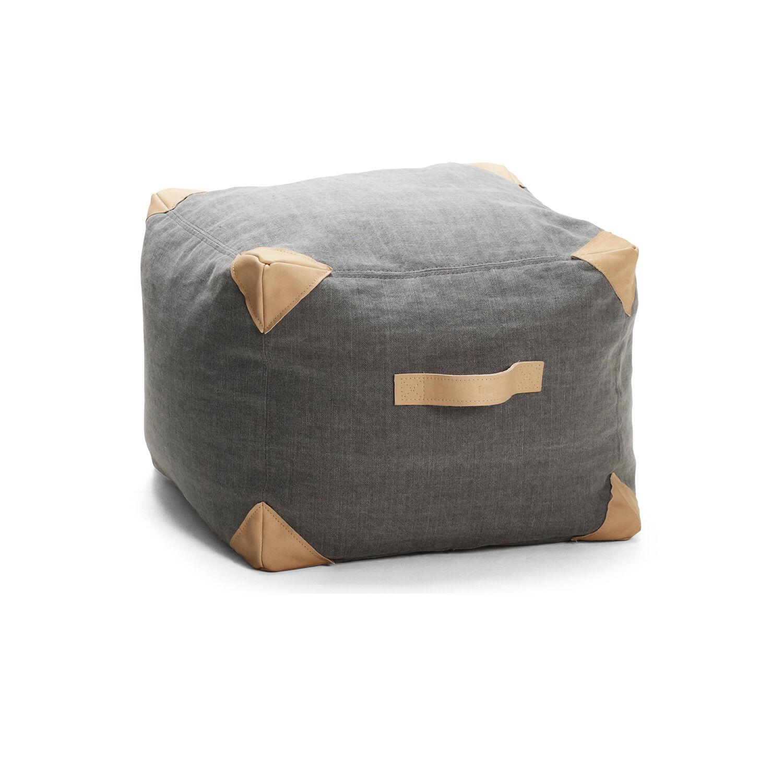 Ire Luggage Box Istuinrahi, Tummanharmaa