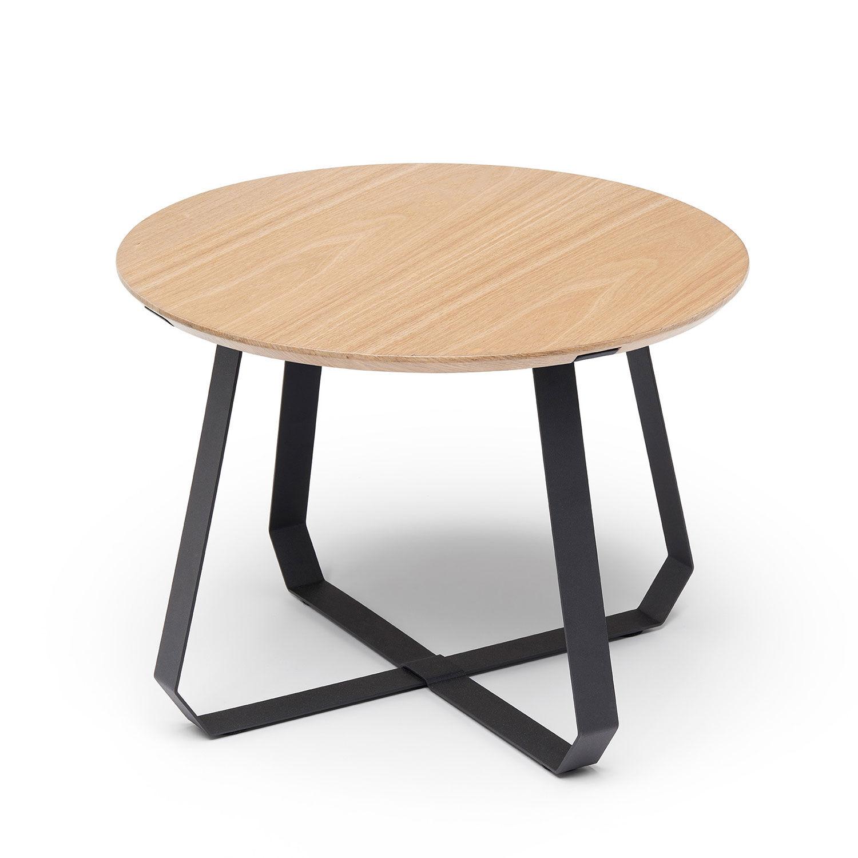 Puik Shunan Sivupöytä 55, Musta/Sarni