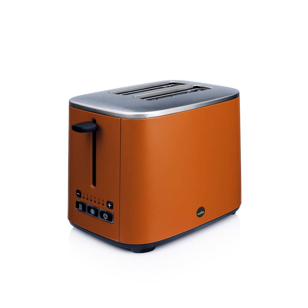 Wilfa CT-1000TC Classic Toaster, Terracotta