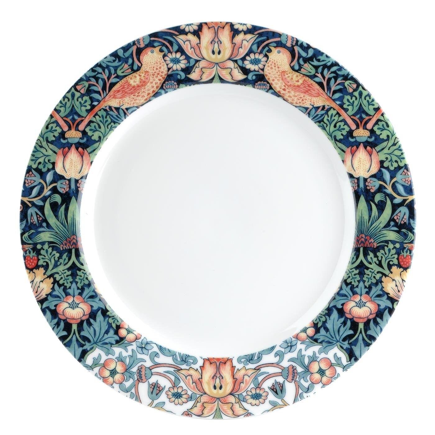 Spode Strawberry Thief Dinner Plate, 27 cm