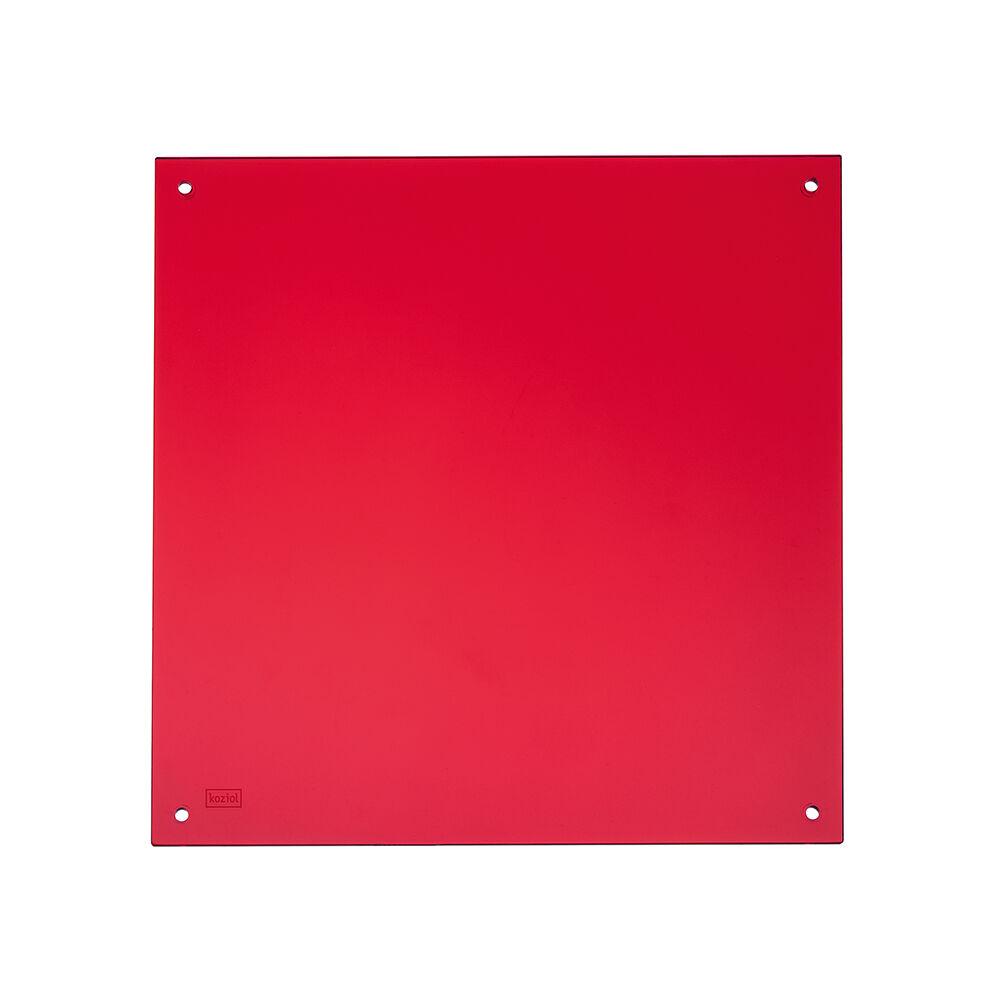 Koziol Frame B1 Seinäkoriste, Punainen