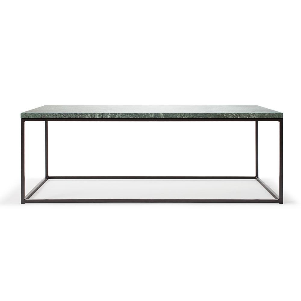 Decotique Marvelous Air Marmoripöytä, 120x60, Verde/Musta