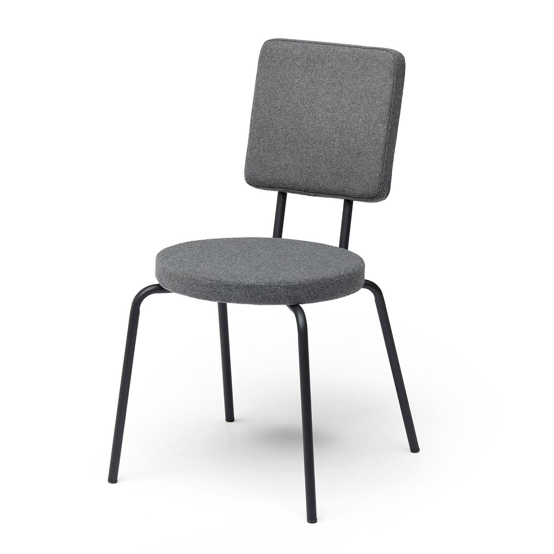 Puik Option Tuoli Round/Square, Harmaa