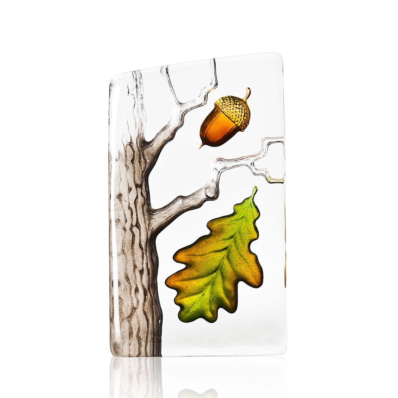 Målerås Glasbruk Global Tammi B8xH13,5cm
