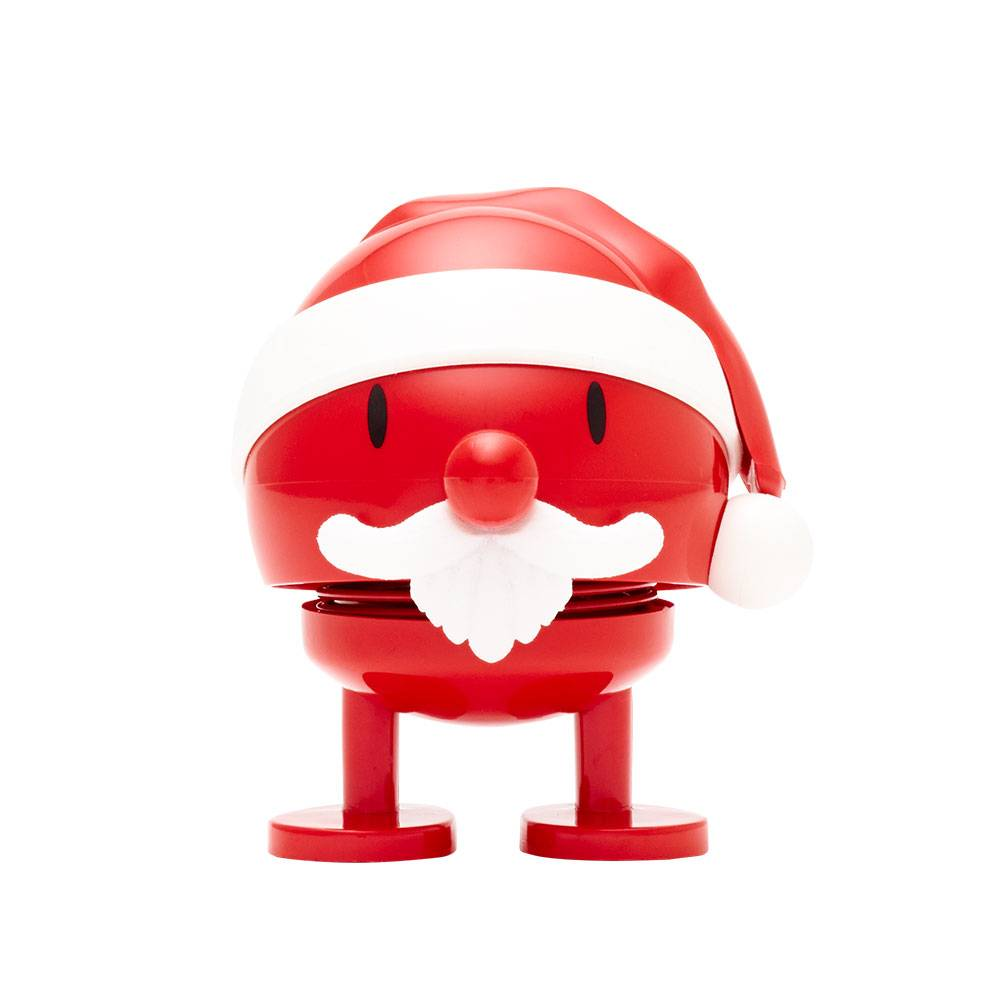 Hoptimist Hoptimist Baby Santa Claus Bumble, Punainen