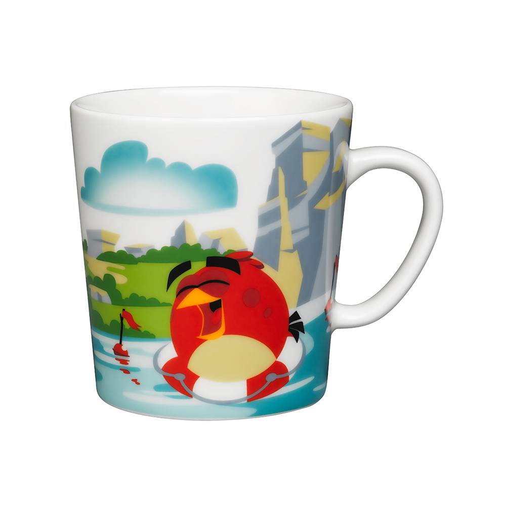 Arabia Angry Birds Muki 30cl Red & Terrence