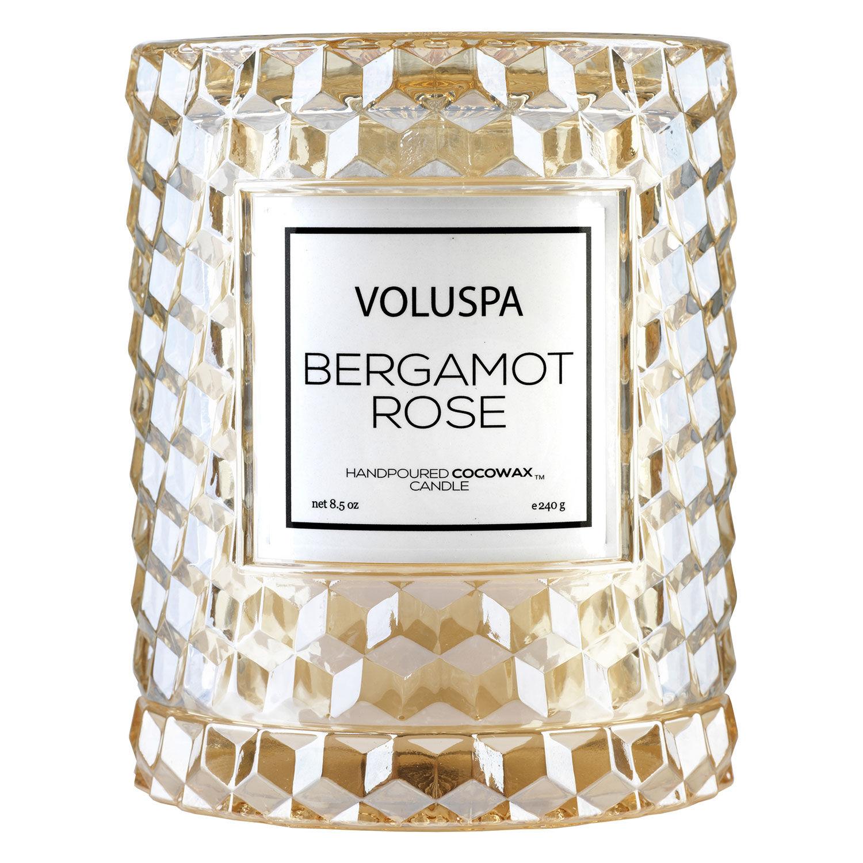 Voluspa Roses Tuoksukynttilä Bergamot Rose, 55 h
