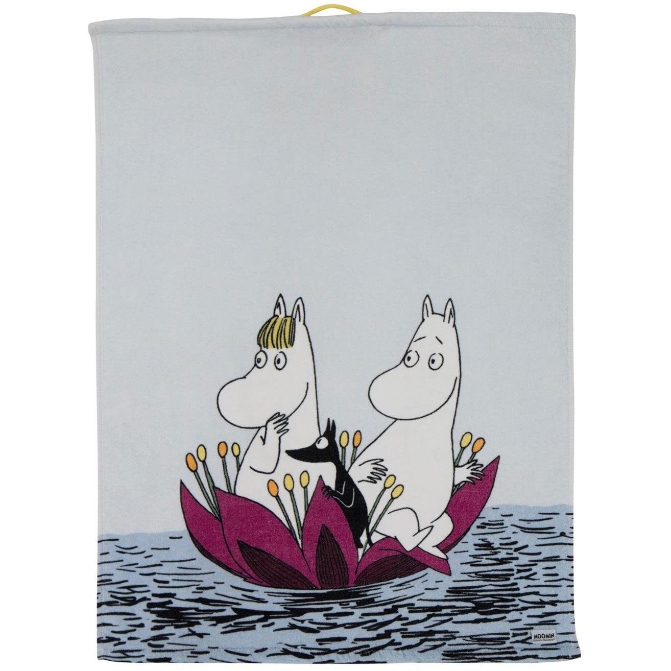 Moomin Moomin Towel 50x70 cm, Multi