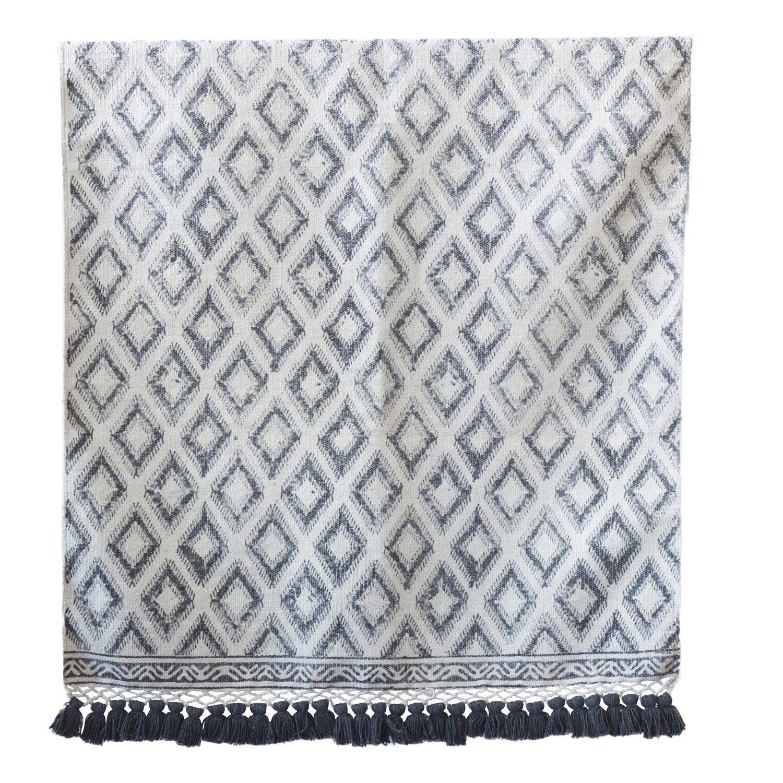 Tell Me More Tassel Rug, 140x200 cm