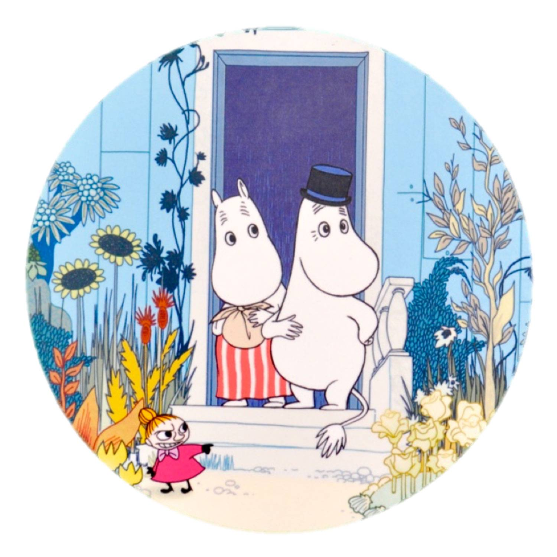 Opto Design Moomin Doorstep Pannunalunen