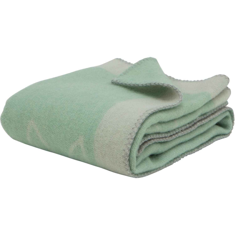 Moomin Moomin Blanket 80x130 cm, Green