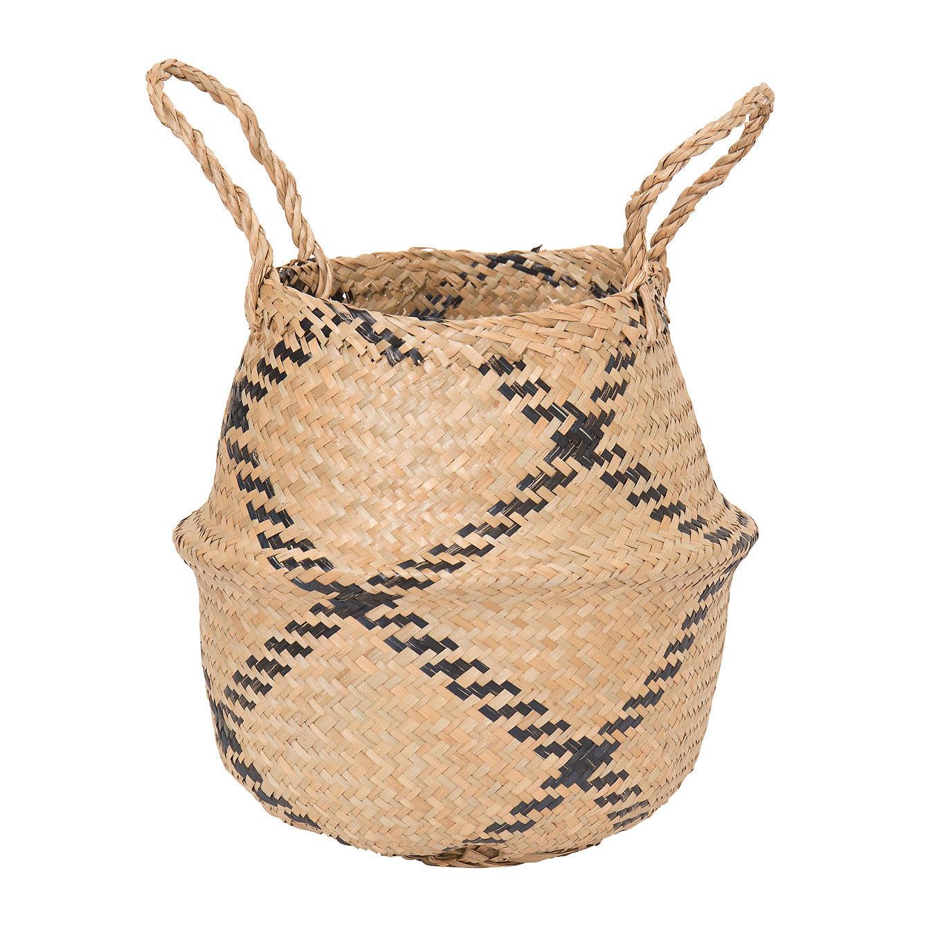 Afroart Rice Kori Mini 25x25cm, Romb