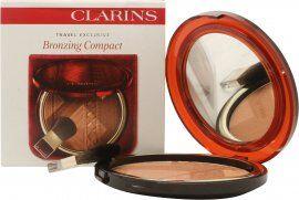 Clarins Splendours Kesä Aurinkopuuteri Kompakti 20g