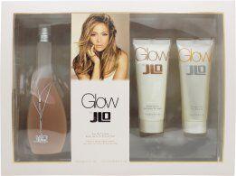 Jennifer Lopez Glow Lahjasetti 100ml EDT +  75ml vartalovoide + 75ml Suihkugeeli
