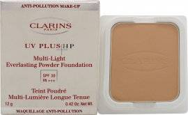Clarins Cosmetics  Multi-Light Everlasting Powder Foundation 12g SPF30 - 02