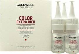 Goldwell Dualsenses Color Extra Rich Color Lock Serum Gift Set 12 x 18ml