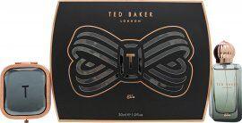 Ted Baker Sweet Treats Ella Gift Set 30ml EDT + Compact Mirror Black