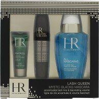 Helena Rubinstein Lash Queen Mystic Blacks Mascara Gift Set 7ml Mascara + 50ml All Mascaras Make-Up Remover + 3ml Prodigy Eye Care