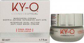 KY-O Cosmeceutical Dual Action Energizing Radiant Cream Mask 50ml