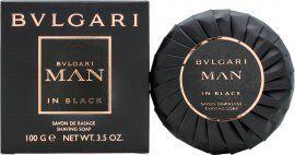 Bvlgari Man In Black Shaving Soap 100g