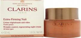 Clarins Extra-Firming Night Cream For All Skin Types 50ml