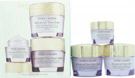Estee Lauder Advanced Time Zone Gift Set 50ml Wrinkle Cream + 50ml Night Wrinkle Cream + 15ml Wrinkle Eye Cream