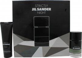 Jil Sander Strictly Night Gift Set 40ml EDT + 75ml Shower Gel