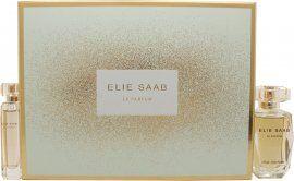 Elie Saab Le Parfum Rose Couture Gift Set 50ml EDT + 10ml EDT