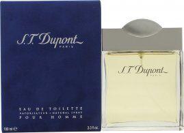 S.T. Dupont pour Homme Eau de Toilette 100ml Suihke