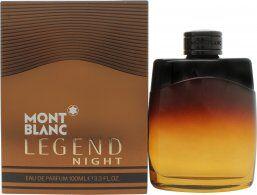Mont Blanc Legend Night Eau de Parfum 100ml Spray