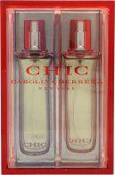 Carolina Herrera Chic Gift Set 30ml EDP Red edition + 30ml EDP Purple Edition