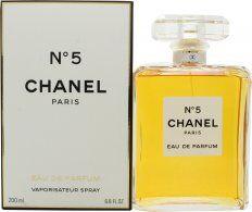 Chanel N°5 Eau de Parfum 200ml Spray