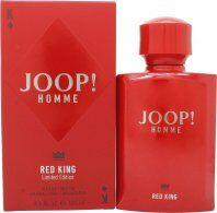 Joop! Homme Red King Eau de Toilette 125ml Spray