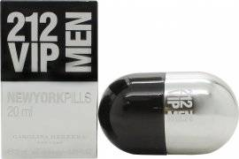 Image of Carolina Herrera 212 VIP Men Pills Eau de Toilette 20ml Spray