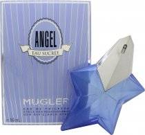 Thierry Mugler Angel Eau Sucree Eau de Toilette 50ml Suihke Ei Uudelleentäytettävä