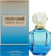 Roberto Cavalli Paradiso Azzurro Eau de Parfum 50ml Spray
