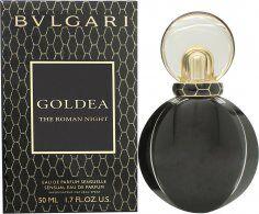 Bvlgari Goldea The Roman Night Eau De Parfum 50ml Spray