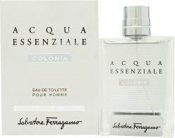 Salvatore Ferragamo Acqua Essenziale Colonia Eau de Toilette 100ml Spray
