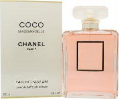 Chanel Coco Mademoiselle Eau de Parfum 200ml Spray