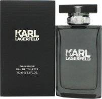 Karl Lagerfeld for Him Eau de Toilette 100ml Spray