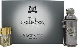 Alexandre.J Argentic The Collector Gift Set 100ml EDP + 6 x 5ml EDP