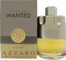 Azzaro Wanted Eau de Toilette 100ml Spray