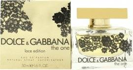Dolce & Gabbana The One Lace Edition Eau de Parfum 50ml Suihke