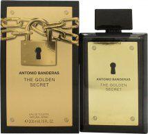 Antonio Banderas The Golden Secret Eau de Toilette 200ml Spray