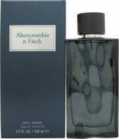 Abercrombie & Fitch First Instinct Blue Eau de Toilette 100ml Spray