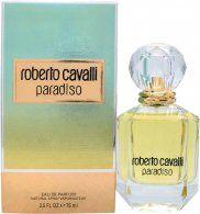 Roberto Cavalli Paradiso Eau de Parfum 75ml Suihke