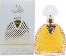 Emanuel Ungaro Diva Limited Edition Eau de Parfum 100ml Suihke