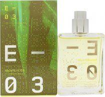 Escentric Molecules Escentric 03 Eau de Toilette 30ml Spray - With Travel Case