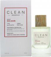 Clean Reserve Terra Woods Eau de Parfum 100ml Spray