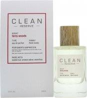 Clean Reserve Terra Woods Eau de Parfum 100ml Spray